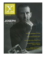 click here to read the cover story about Joe in Expressions magazine!