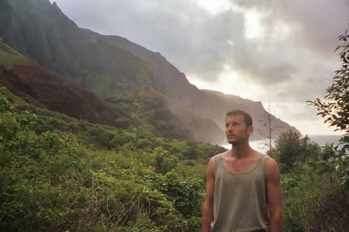 Joe on Kauai
